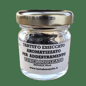 Tartufo Essiccato Addestramento Moscato